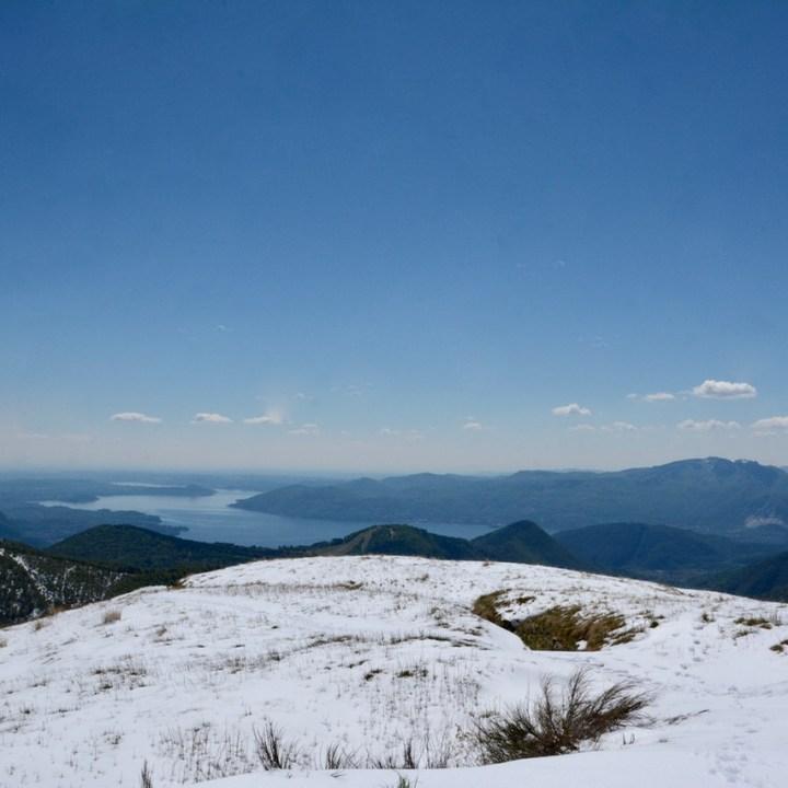 travel with kids children mount spalavera lago maggiore lake view