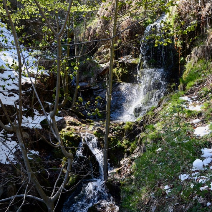 travel with kids children mount spalavera lago maggiore hiking waterfall