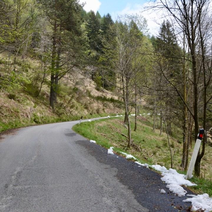 travel with kids children mount pian bello lago maggiore italy roadside