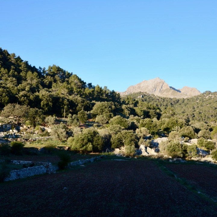 travel with kids children soller mallorca spain hiking torrent de pareis start point