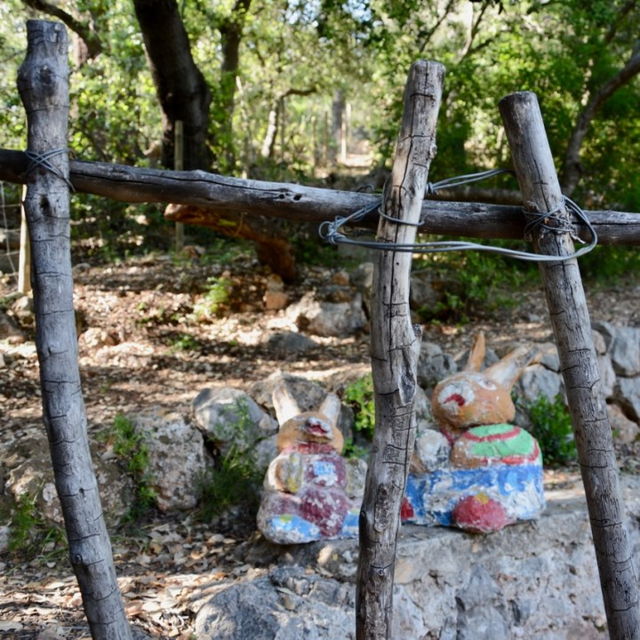 travel with kids children soller mallorca spain hiking fornalutx easter bunnies