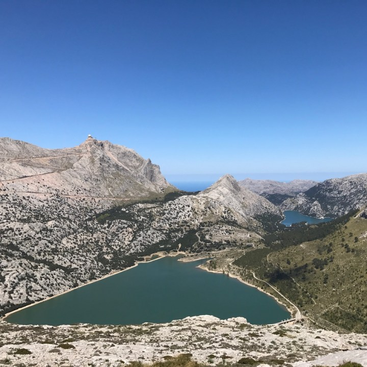 Soller, Mallorca, Spain | Hike to Three Peaks with Incredible Vistas over the Tramuntana Mountains and the Island.