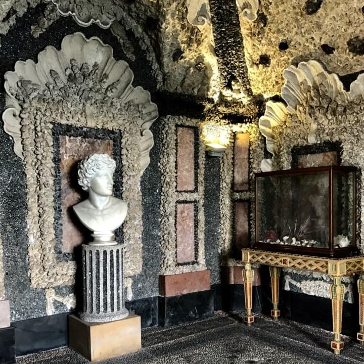 travel with kids children isola bella lago maggiore italy palazzo borromeo grotto