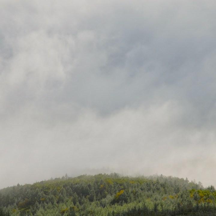 travel with kids climbing mount fuji japan clouds