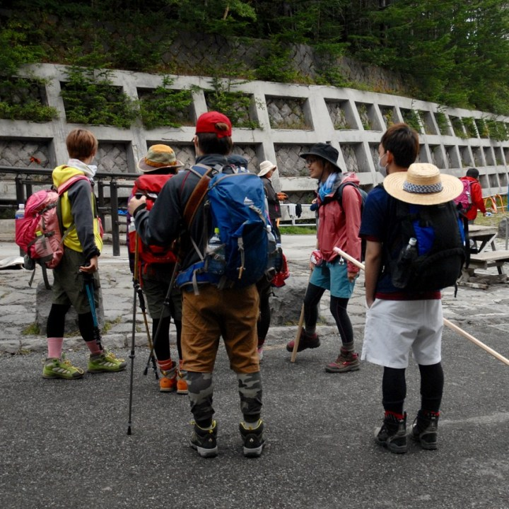 travel with kids hiking mount fuji japan hiking tour