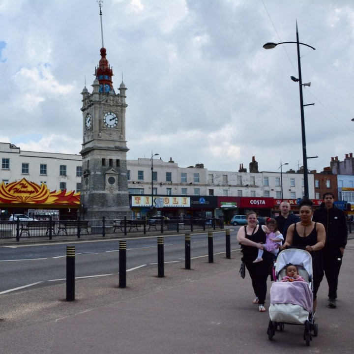 margate clock tower