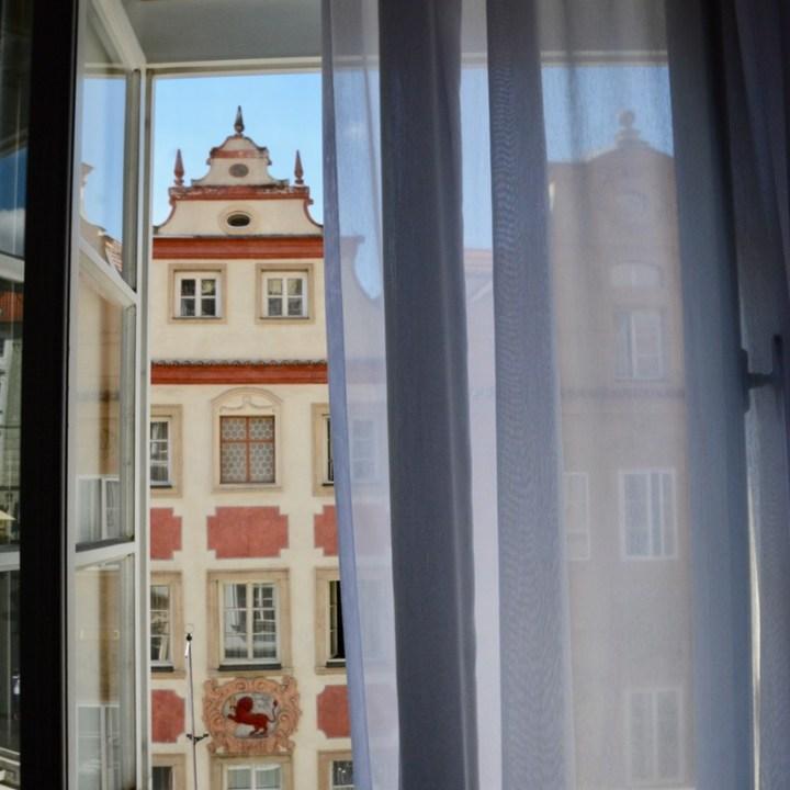 travel with kids prague hotel neruda