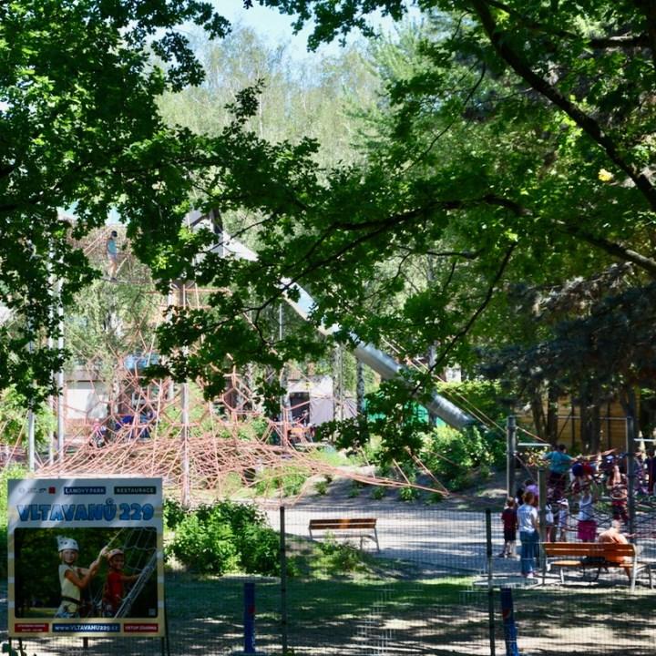 prague with kids guide adventure playground