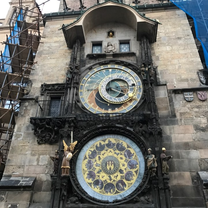 prague with kids guide astronomical clock