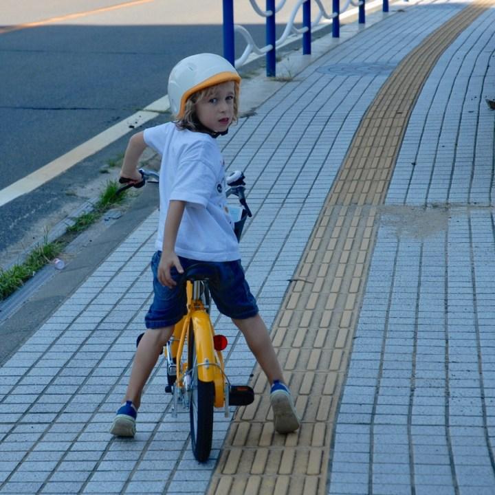 bike guide london kids shirahama bike ride