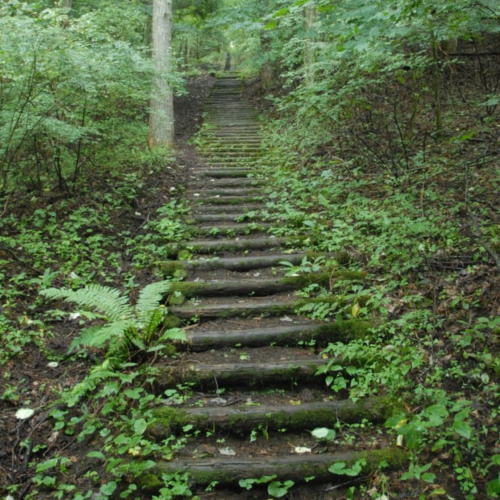 travel with kids japan fujiyoshida hiking trail