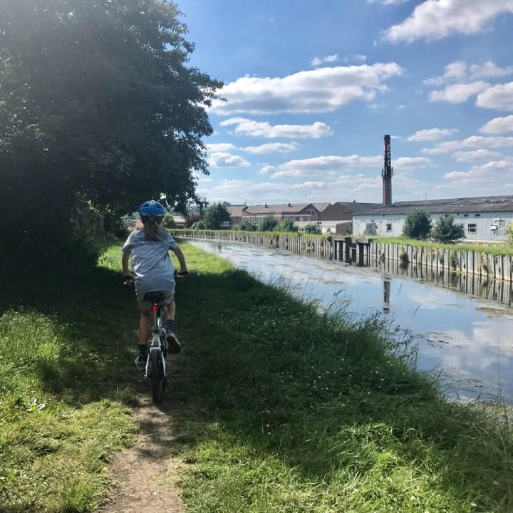 bike tour london