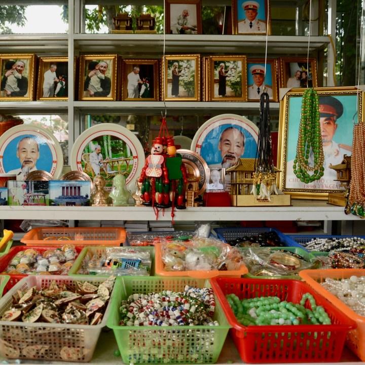 travel with kids vietnam hanoi ho chi minh souvenirs