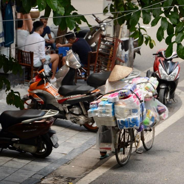 travel with kids vietnam hoi an transportation