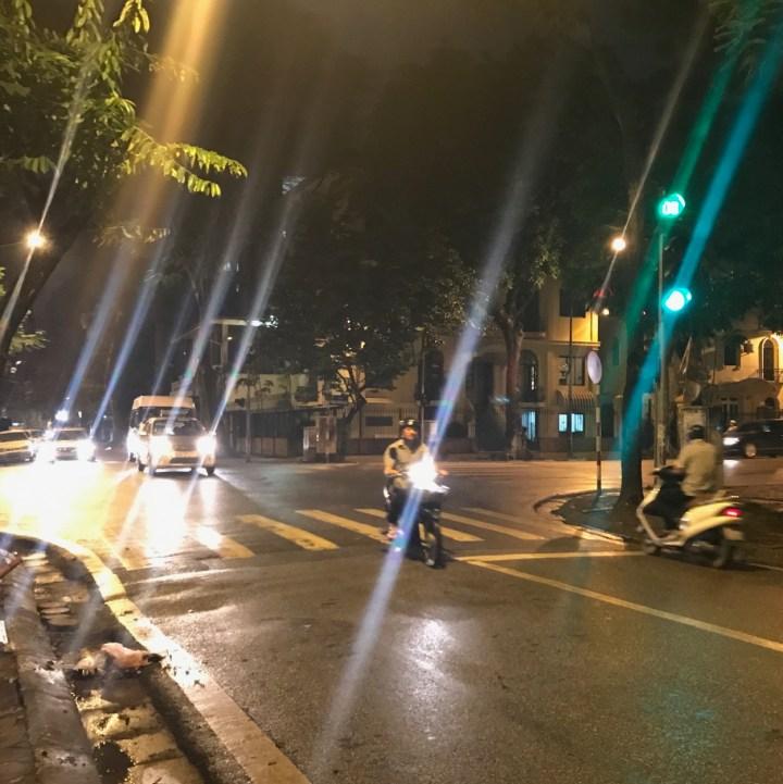 travel with kids vietnam hanoi motorbike