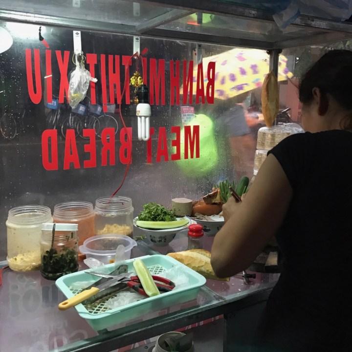 travel with kids vietnam hoi an banh mi