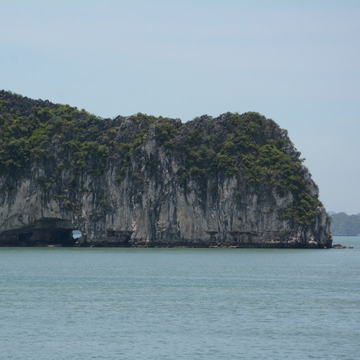 vietnam with kids ha long bay limestone cave