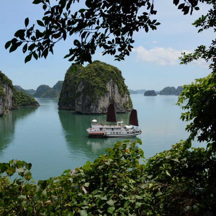 vietnam with kids ha long bay indochina junk