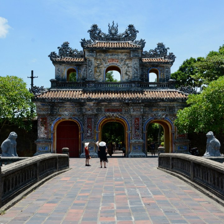 Hue, Vietnam | Cycling Tour to the Citadel and Imperial Palace in Hue
