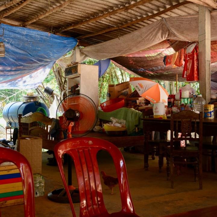 vietnam with kids hue tomb minh mang bedroom