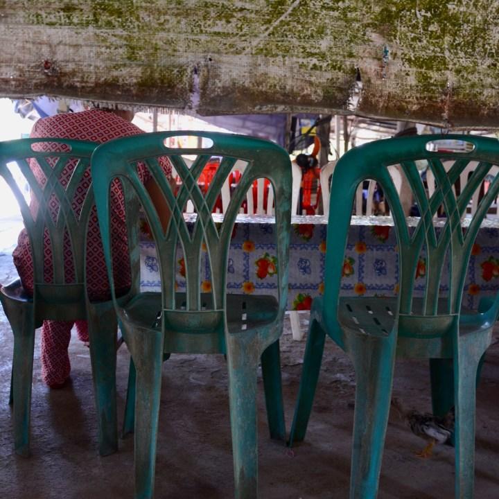 vietnam with kids hue tu duc tomb cafe