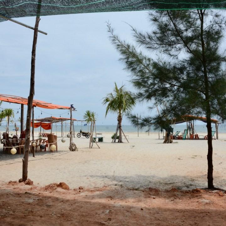 vietnam with kids vedana lagoon chan may beach