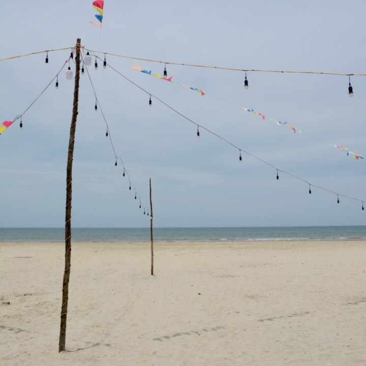 vietnam with kids chan may beach bunting