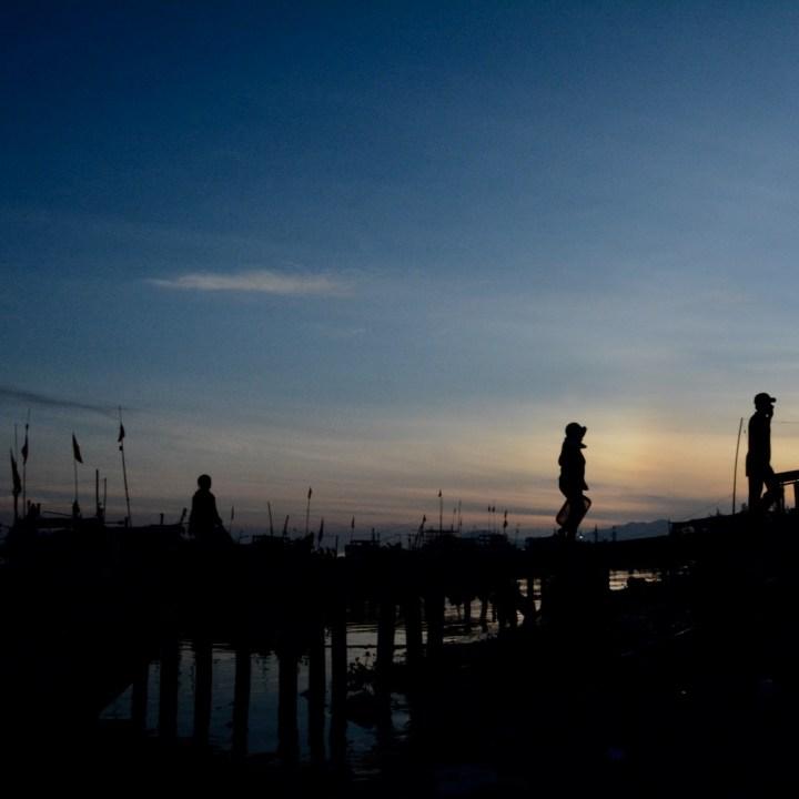 photo tour vietnam hoi an silhouettes