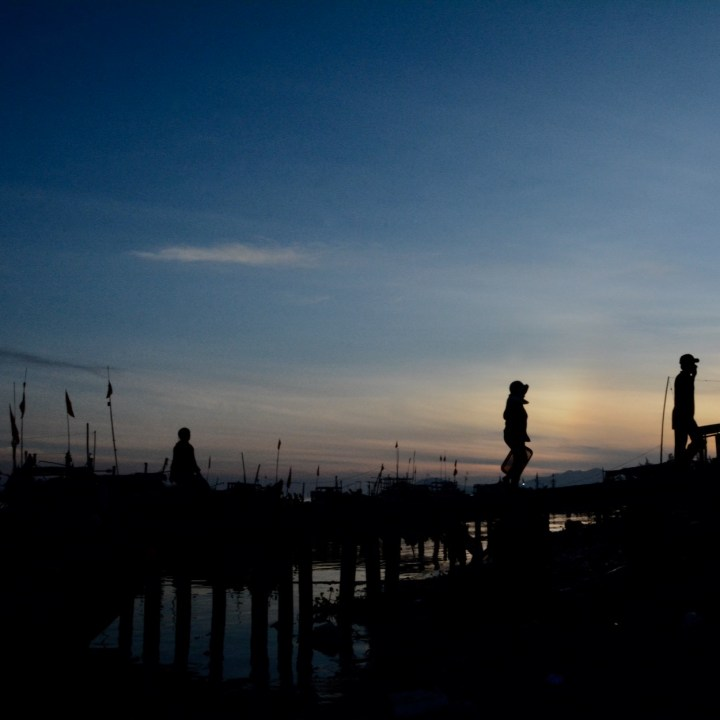 photo tour vietnam hoi an silhouettes