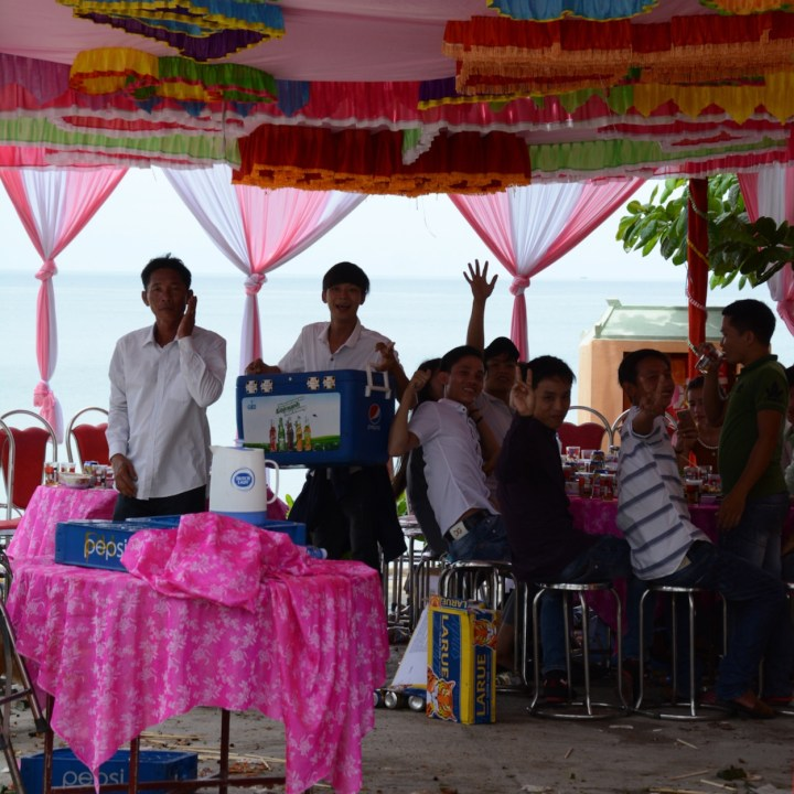 travel with kids vietnam tam than art village smiles