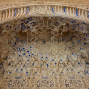 alhambra with kids nasrid palace cobalt blue