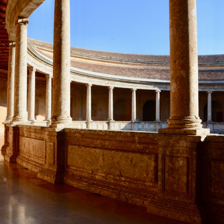 Granada, Spain | Discover the Carlos V Palace and Alcazaba Fortress Inside the Alhambra