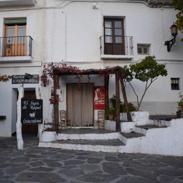 las alpujarras with kids bubion restaurant