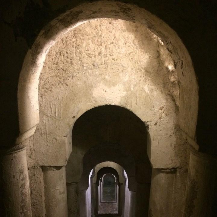 granada with kids fundacion rodriguez acosta underground cave