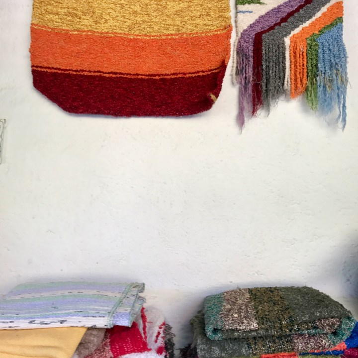 las alpujarras with kids bubion carpets