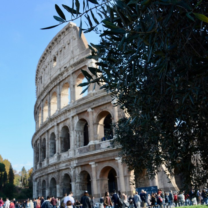 Rome, Italy   Discover the Magnificent Colosseum, Trevi Fountain and the Impressive Pantheon