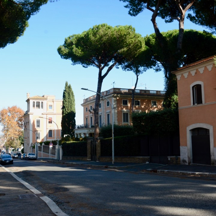 Rome with kids palazzos