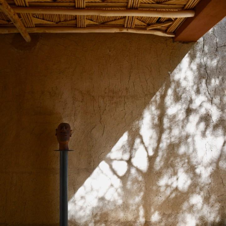 ouarzazate with kids Morocco cote sud artwork