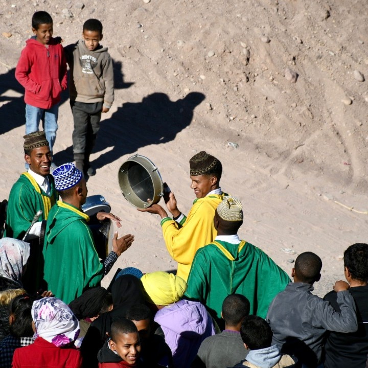 morocco with kids travel tips local musicians