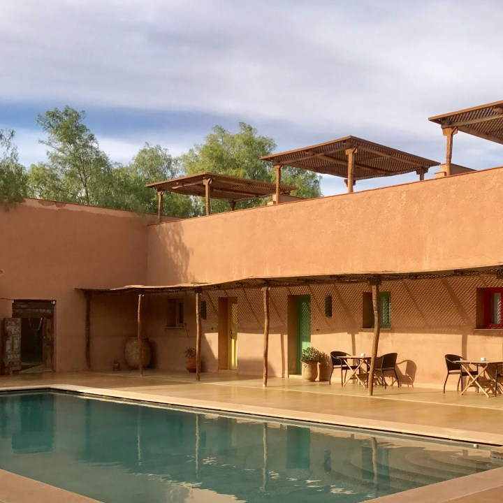 morocco with kids travel tips hotel cote sud ouarzazate