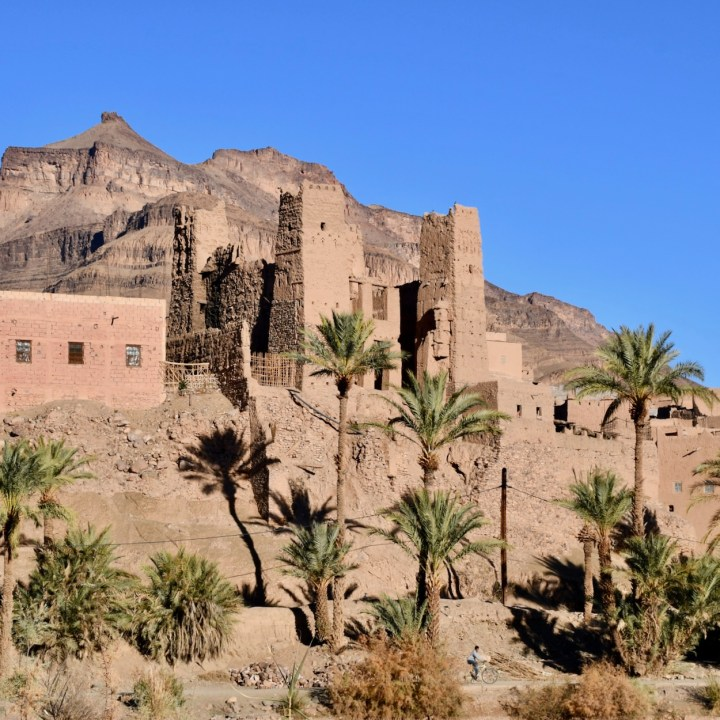 Agdz Morocco with kids Lodge Hara Oasis kasbah