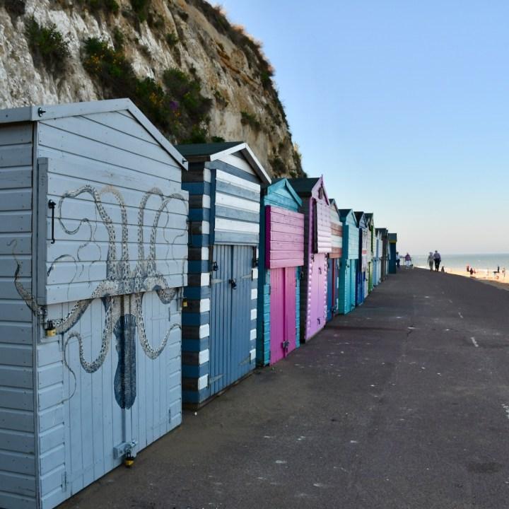 british seaside with kids broadstairs octopus hut