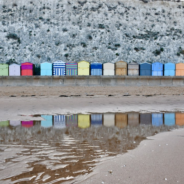 british seaside with kids broadstairs stone bay beach