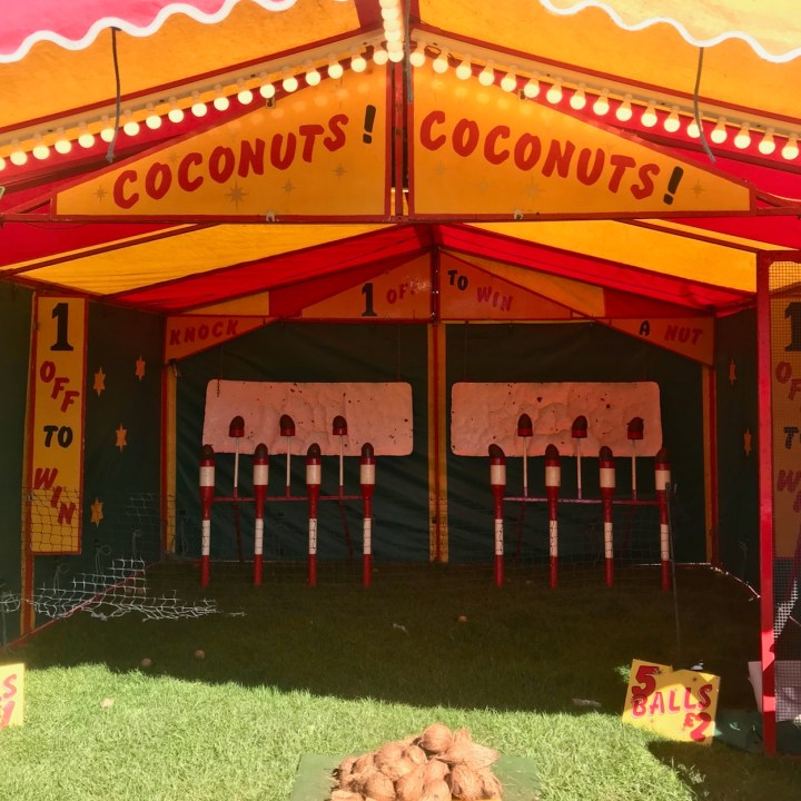 Broadstairs with kids British coconuts