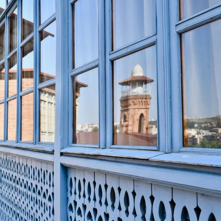 exploring Georgia Tbilisi Jumah mosque