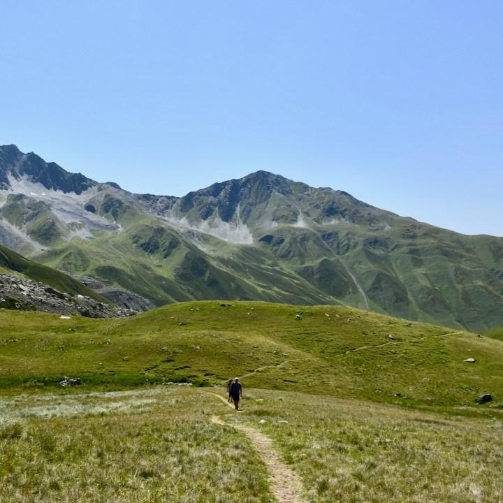 Juta hike path