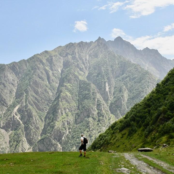 Daryal Gorge hike