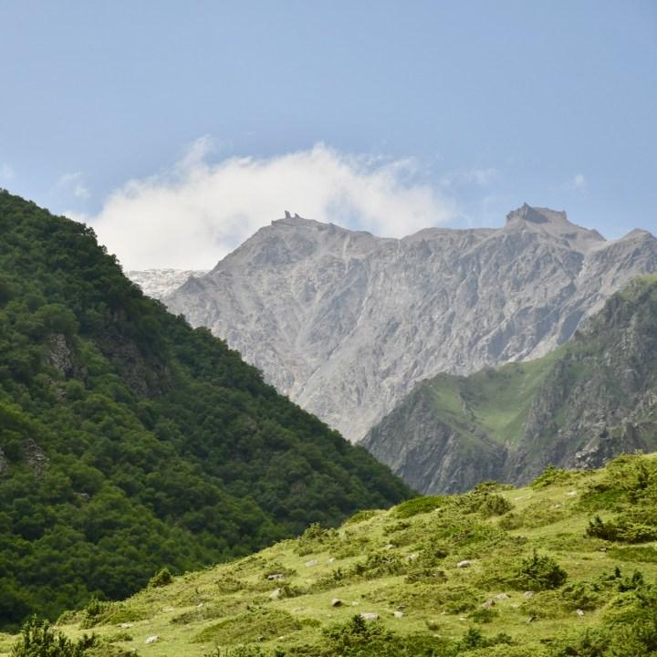 Devdoraki glacier hike