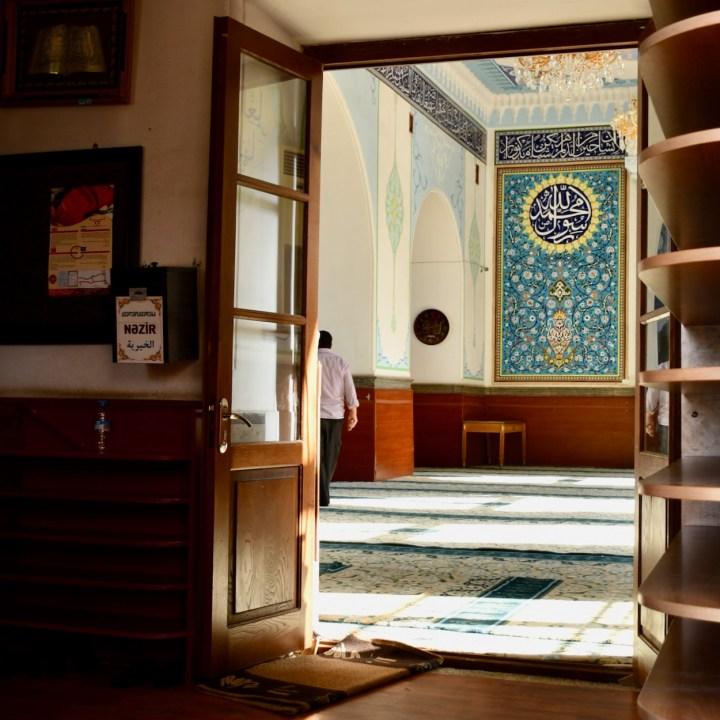 Tbilisi Sunni mosque