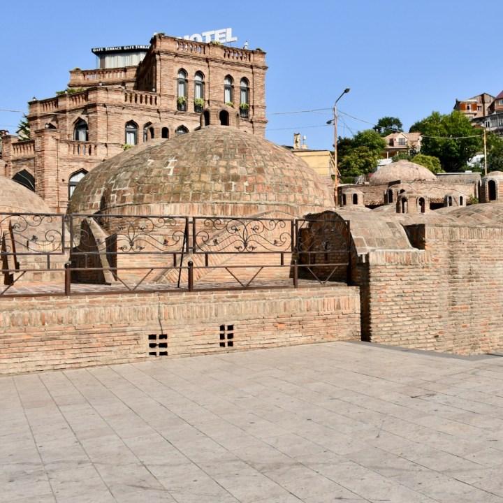 Tbilisi bath houses